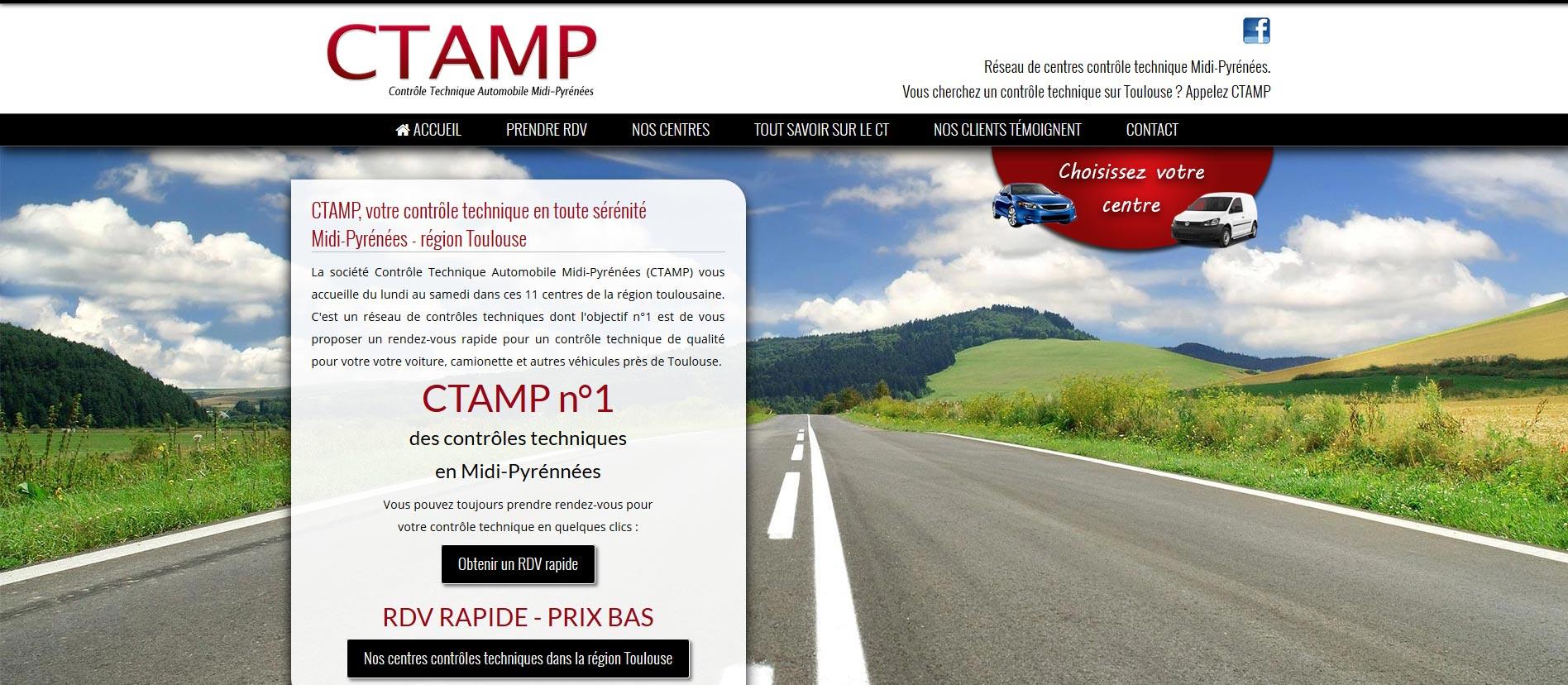 Controle Technique Toulouse Midi Pyrenees Ctamp Dsm